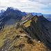 """First 2548m, der höchste Punkt des ganzen """"Allemegrates"""" und auch 2 Meter höher als der Bunderspitz!"""