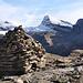 Punkt 2416 Tierwang - Blick auf Wildgärst und Schwarzhorn