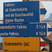 Wer die 3:30 vom Bahnhof Maienfeld auf den Falknis schafft, hat eine ganz gute Kondition...<br /><br />Swissmap gibt alleine zur Enderlinhütte 3:13 und von dort auf den Gipfel nochmals 3:20, macht also 6:33...
