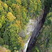 Die Wasserfälle, bisher nur gehört, nie gesehen