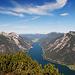Achensee vom Bärenkopf-Gipfel