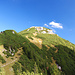 Abstieg zum Weißenbachsattel