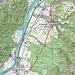 Route Trimmis - Chur