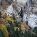 Herbstwald im Aufstieg zum Seealpsee.