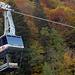 Luftseilbahn Lauterbrunnen- Grütschalp, BJ 2006, 100 Personen, 10m/Sek, nur eine Kabine die rauf und runter düst, Fahrzeit 4Min für ca. 600Hm; früher war eine Standseilbahn.