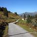 Blick retour zur Winteregg, Bahnstation, 30Min nach Grütschalp