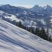 Sicht Richtung Gstaad