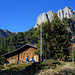 Hohganthütte, jetzt noch ruhige Idylle, aber... 2/3.11.2012 [post57343 Infos zum Hikr-Treff 2012] (-;