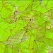 La cartografia digitalizzata per i GPS è meno rappresentativa della realtà.....