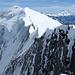 Übergang zum Balmhorn, nochmals 70 Meter höher
