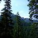 O privire spre muntele Ceahlaul(A look at the mountain Ceahlau)