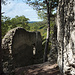 Ruine Kammerstein - viel ist nicht mehr übrig