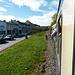 Die Strecke durch Perchtoldsdorf kann man heute normalerweise nur noch mit dem Auto fahren