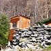 Monte del Motto - WC mit Bergsicht