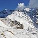 All'alpe Agrogno si inizia a pestar neve