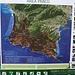 Karte des Parco Regionale di Portofino