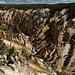 Grand Canyon of the Yellowstone River dal North Rim