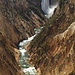 Grand Canyon of the Yellowstone River e Lower Fall