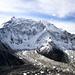 Baruntse, gesehen vom Gipfel des Island Peak.
