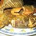 unser Piranhafang nach Zubereitung in der Pfanne - köstlich