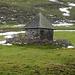 Der Pulverturm, etwa um 1780 erbaut, diente zur Aufbewahrung von Sprengstoffen.