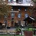 Foto von der zweiten Besteigung am 4./5.11.2012:<br /><br />Der Kemmeriboden (976m) mit seinem berühmten Gasthaus. Hier bei der Busendstation beginnt der Hohgantaufstieg von Norden.