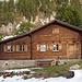 Die Hohganthütte der SAC Sektion Emmental