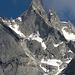 Die Felsnadel Ago di Sciora (3205m).