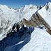Toller Ausblick auf die umliegenden Berge der Granatspitzgruppe.