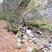 Am Sulzbach entlang hinauf in Richtung Lenggrieser Hütte, ein wunderschönes Tal !