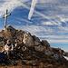 Gipfel des Wildalpjochs