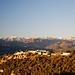 Abendstimmung, Alpes Maritimes