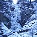 La cascata gelata