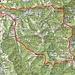 Route Steg - Schnebelhorn - Steg