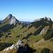 Gipfelkreuz auf den Riseten mit den drei Zielen für heute