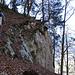 Umgehung der ersten Steilstufen am Schlums Chopf
