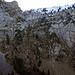 Vis à vis, der Bärenpfad führt durch diese Steilflanke [tour25664 Grosse Bärenpfad Rundtour]