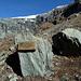 Mal wieder an der Grenze zur Kernzone des Nationalparks Hohe Tauern.