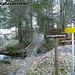 Aufstieg über den Haringgrabensteig