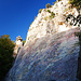 An den Kletterfelsen des Baou de St-Jeannet