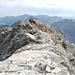 Gipfel Petit Vignemale.