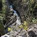 tief unten fließt die La Sionne
