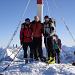 am Gipfel des Warscheneck