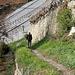 Ende des Weges, weiter geht es zum Lac Mont d'Orge