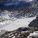 Blick auf den Roßarsch-Südhang, unserer Abfahrt (man erkennt zwei Tourengeher im Aufstieg)