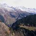 Il magnifico pianoro di Rueteli a 1506 metri.