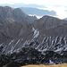 Suchspiel vom Gipfel des Wetterkogels: <br />Wo ist die Voisthalerhütte ?