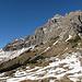 """Man könnte sich glatt in den Dolomiten wähnen.. und doch ist es """"nur"""" der Hochvogel"""