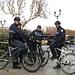 Die Stadtpolizei von Aix ist nicht schlecht ausgestattet. Hajo, siehst Du genauso, oder? :-)