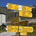 Hotel Robièi, Staumauer und eine Riesenauswahl an Wander- und Bergrouten